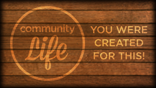 Community Life Home Page Ad